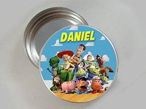 Embalagem com 20 adesivos Toy Story