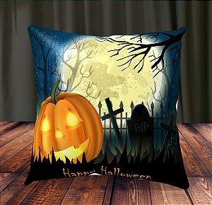 Almofada Personalizada para Festa Halloween 001