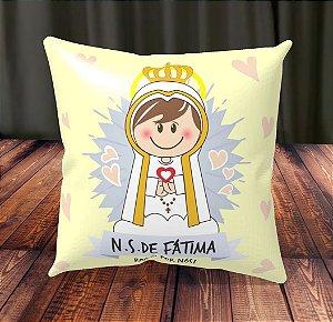 Almofada Personalizada para Festa N. S. de Fátima