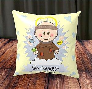 Almofada Personalizada para Festa São Francisco