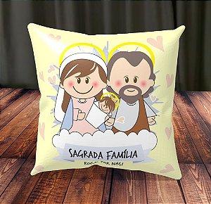 Almofada Personalizada para Festa Sagrada Família