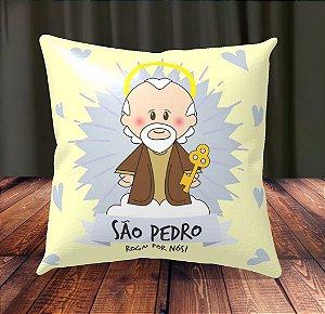 Almofada Personalizada para Festa São Pedro