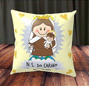 Almofada Personalizada para Festa N. S. do Carmo