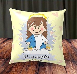 Almofada Personalizada para Festa N. S. da Conceição