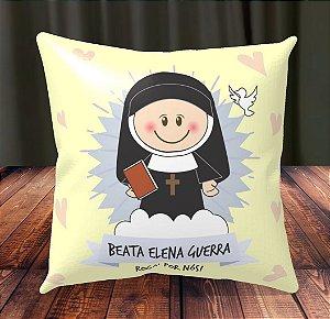 Almofada Personalizada para Festa Beata Elena Guerra