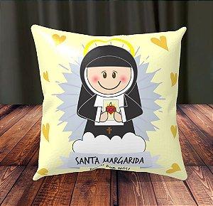 Almofada Personalizada para Festa Santa Margarida