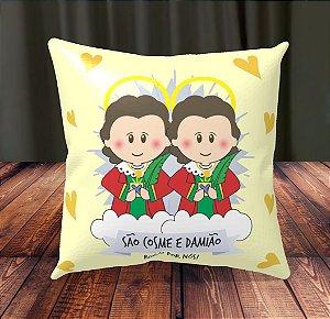 Almofada Personalizada para Festa São Cosme e Damião