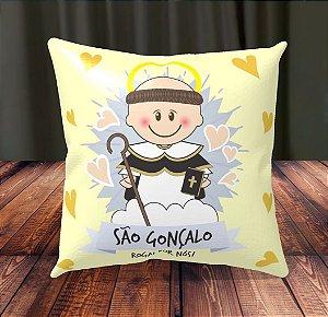 Almofada Personalizada para Festa São Gonçalo