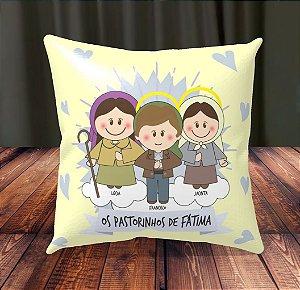 Almofada Personalizada para Festa os Pastorinhos de Fátima