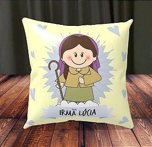 Almofada Personalizada para Festa Irmã Lúcia
