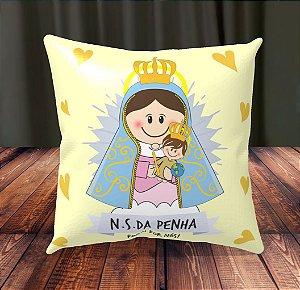 Almofada Personalizada para Festa N. S. da Penha