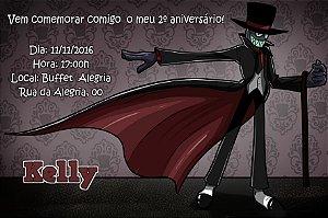 Convite digital personalizado Vilanesco 002