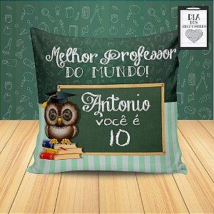 Almofada Quadrada Dia dos Professores 025