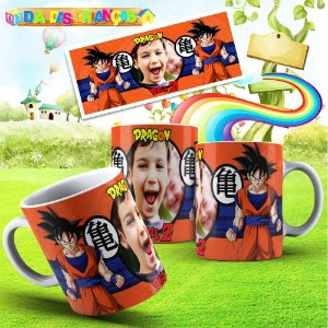 Caneca Dragon Ball Z 002