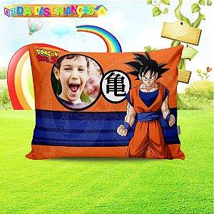 Almofada retangular Dragon Ball Z 2 com foto