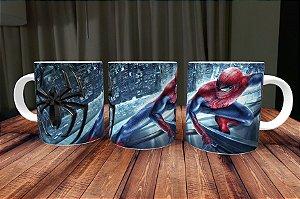 Caneca Homem Aranha 3