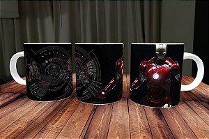 Caneca Homem de Ferro 3
