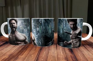 Caneca Wolverine 3
