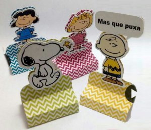 Bis Duplo - Snoopy e Charlie Brown