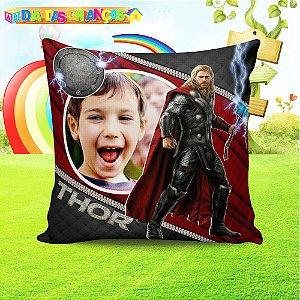 Almofada Personalizada para Festa Thor 2