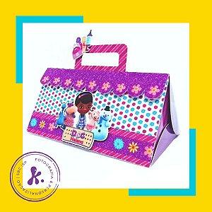 Kit com 10 caixinhas Doutora Brinquedos