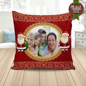 Almofada Quadrada de Natal 015