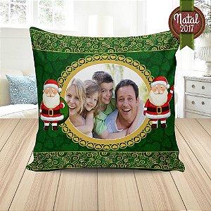 Almofada Quadrada de Natal 016
