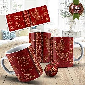 Caneca Personalizada para o Natal 012