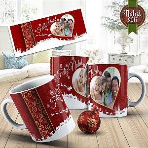 Caneca Personalizada para o Natal 013