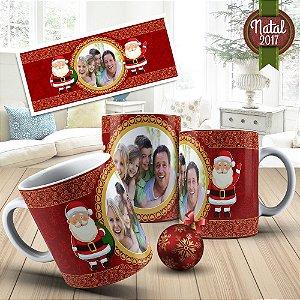 Caneca Personalizada para o Natal 015