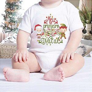 Body Bebê de Natal 001