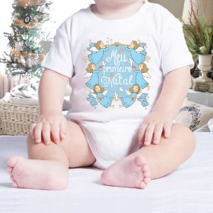 Body Bebê de Natal 006