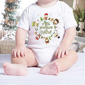 Body Bebê de Natal 008