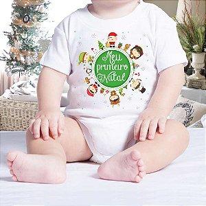 Body Bebê de Natal 009