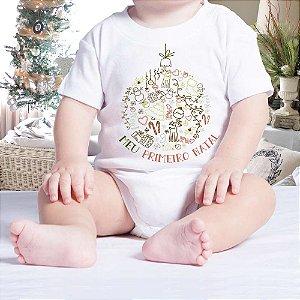 Body Bebê de Natal 010
