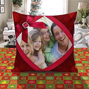 Almofada Quadrada de Natal 034