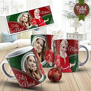 Caneca Personalizada para o Natal 021