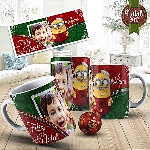 Caneca Personalizada para o Natal 022