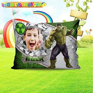 Almofada Retangular Hulk 001