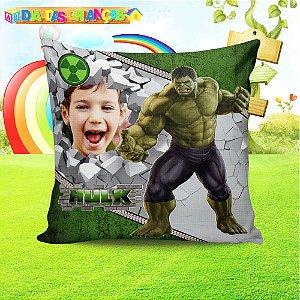 Almofada Quadrada Hulk 001