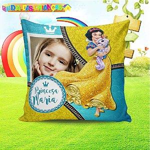 Almofada Quadrada Princesas Disney 003