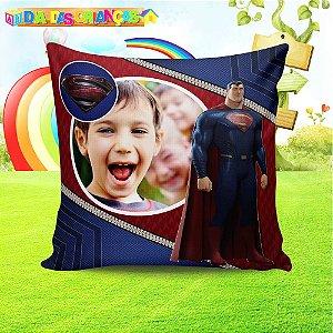 Almofada Quadrada Super Homem 001