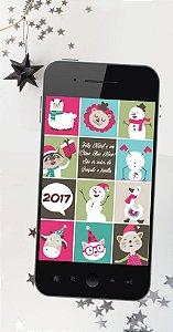 Cartão de Natal 001