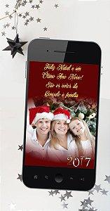 Cartão de Natal 004