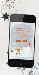 Cartão de Natal 014