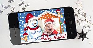 Cartão de Natal 036