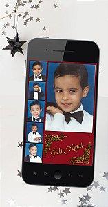 Cartão de Natal 048