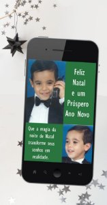 Cartão de Natal 049