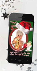 Cartão de Natal 065