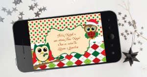 Cartão de Natal 105
